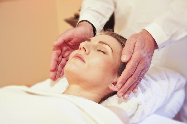 finding connection reiki