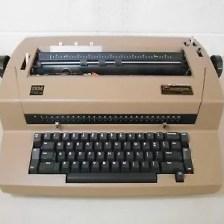 Typewriter Repair services