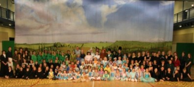 Wizard of Oz - Cast Cropped