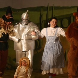 Wizard of Oz - Dorothy, Lion, Tin Man, Scarecrow, Toto