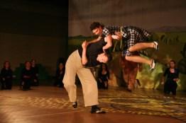 Wizard of Oz - Jitterbug Dancers