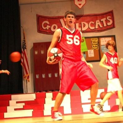 High School Musical - Troy