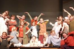 Annie 2009 - Orphans
