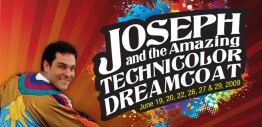 Joseph Amazing Technical Dreamcoat Web Banner