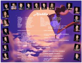 ELA Aladdin Cast
