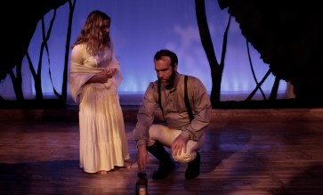 The Crucible: Abigail and Proctor