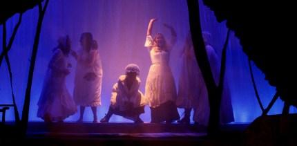 The Crucible: We Danced