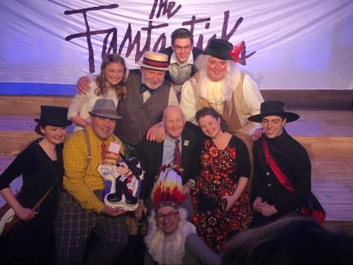 Fantasticks: Full Cast