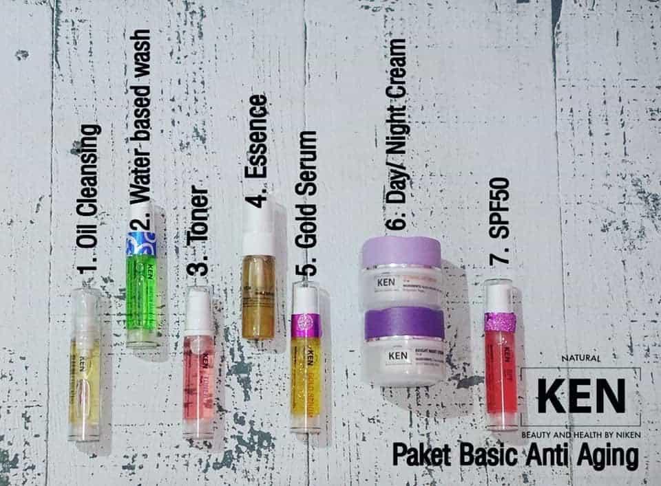 Skin tag lepas tanpa serum milia