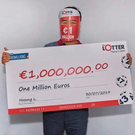 Foreign Lottery Winners Who Got Rich Playing Online