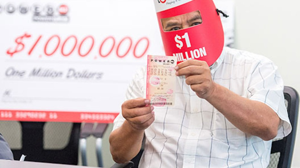 Lottery Player Wins $1M in Historic Powerball Draw