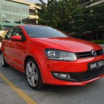 The Volkswagen Polo Sport Are You Polo Enough Kensomuse