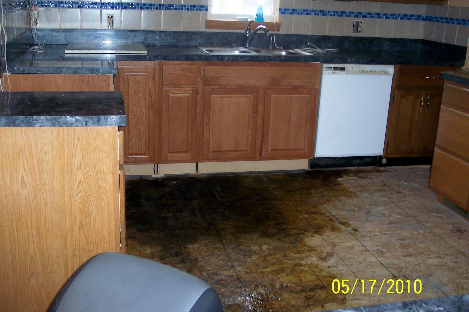Leaking Around Your Kitchen Sink