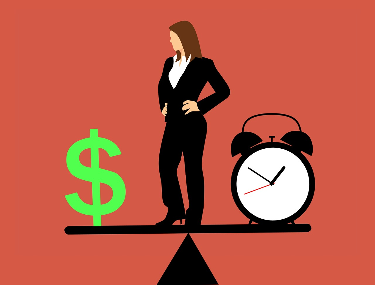 税理士試験と大学院免除にかかる時間とお金の比較