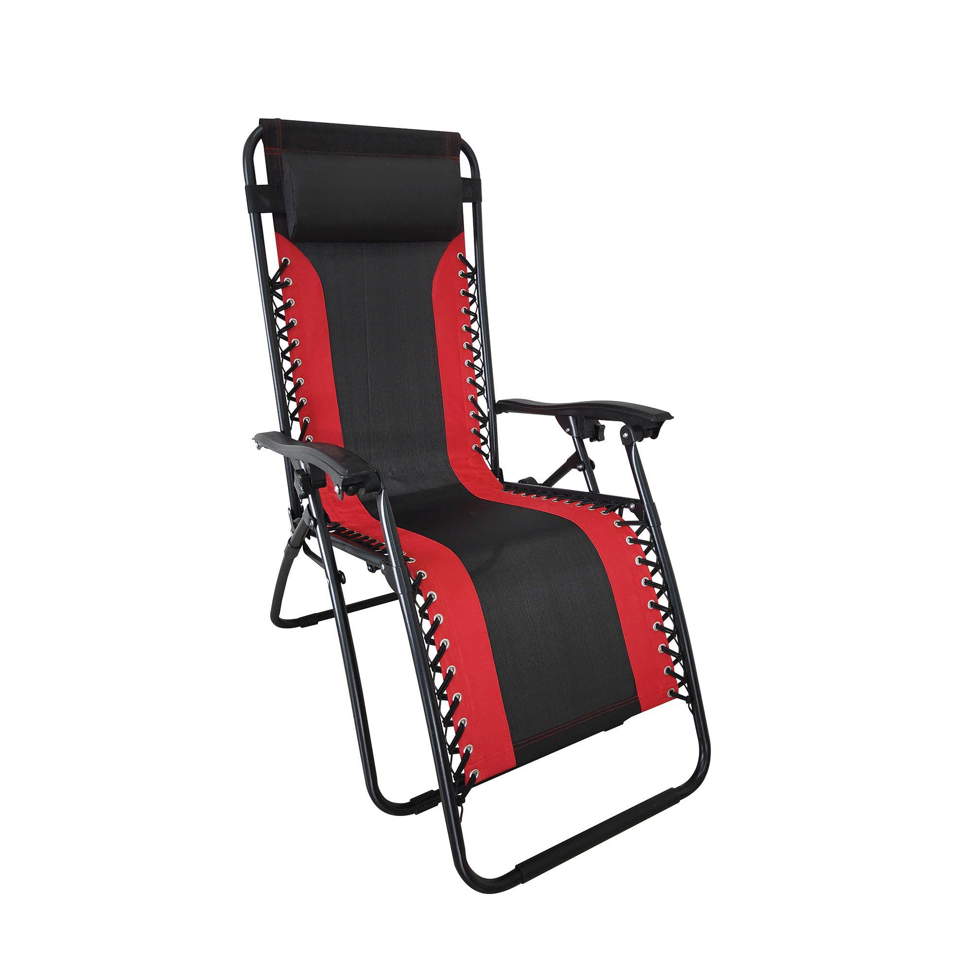 zero gravity chair red