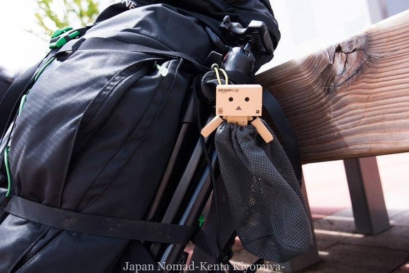 自転車日本一周76日目(大雪山縦走)-Japan Nomad (26)
