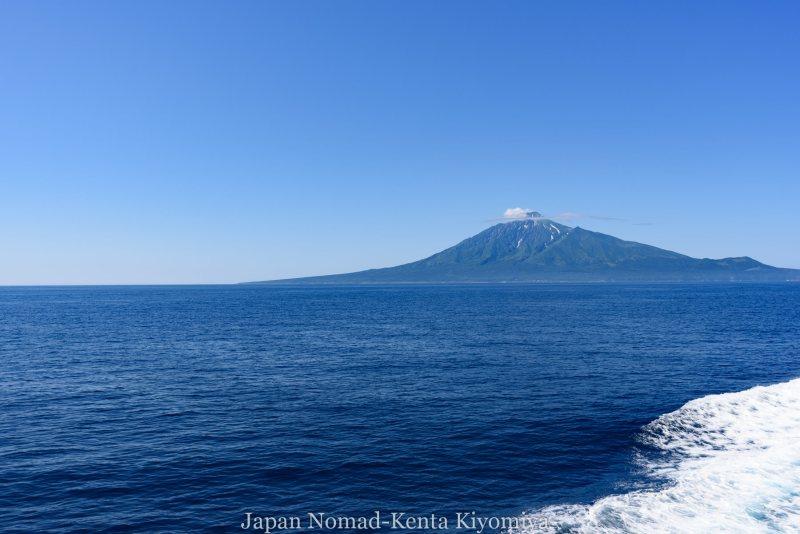 自転車日本一周85日目(利尻島)-Japan Nomad (6)