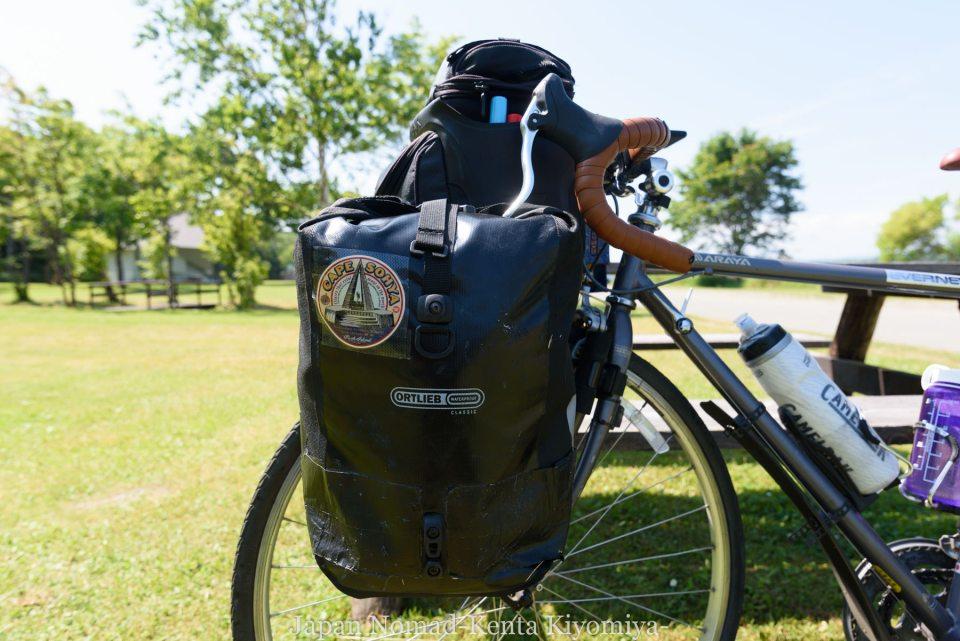 自転車日本一周90日目(発熱)-Japan Nomad (2)