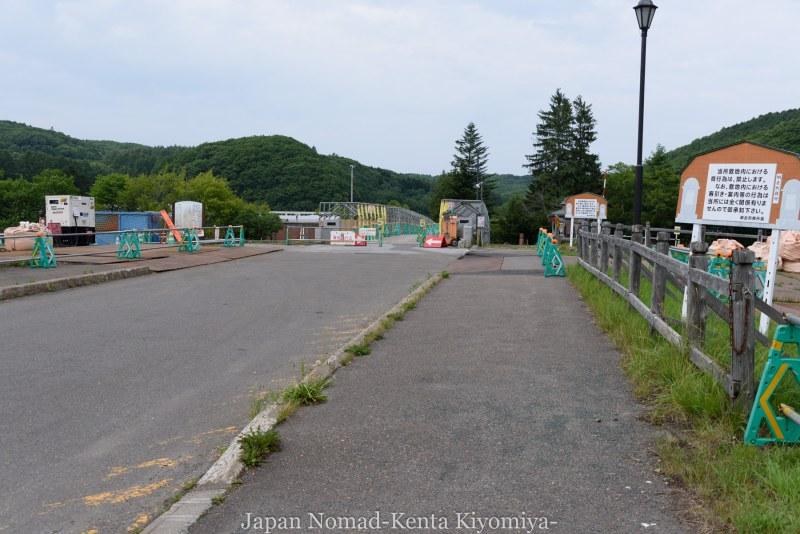 自転車日本一周95日目(メルヘンの丘)-Japan Nomad (13)