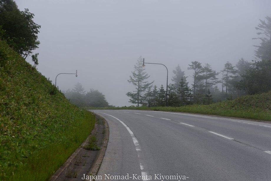 自転車日本一周96日目(美幌峠)-Japan Nomad (10)