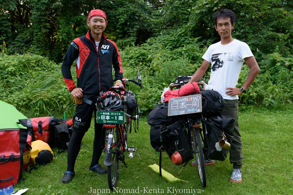 自転車日本一周100日目-Japan Nomad (32)