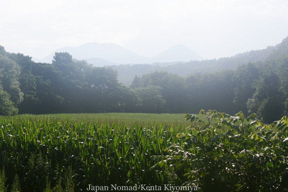 自転車日本一周100日目-Japan Nomad (7)