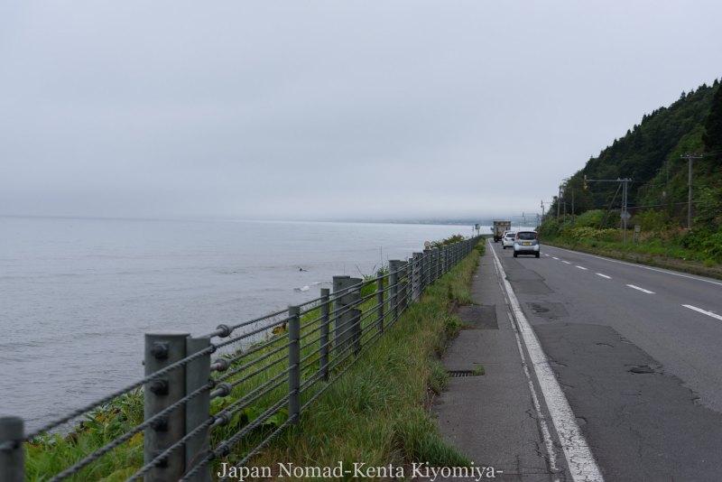自転車日本一周116日目-Japan Nomad- (8)
