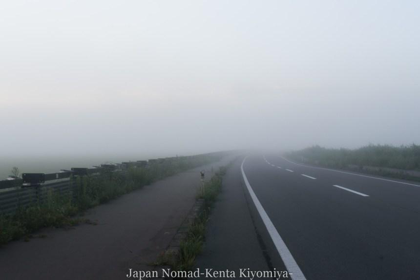 自転車日本一周123日目(岩木山)-Japan Nomad (4)