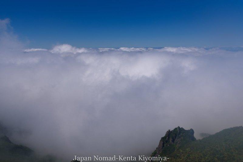 自転車日本一周123日目(岩木山)-Japan Nomad (64)