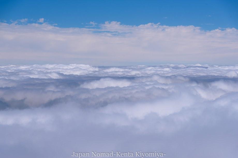 自転車日本一周123日目(岩木山)-Japan Nomad (79)
