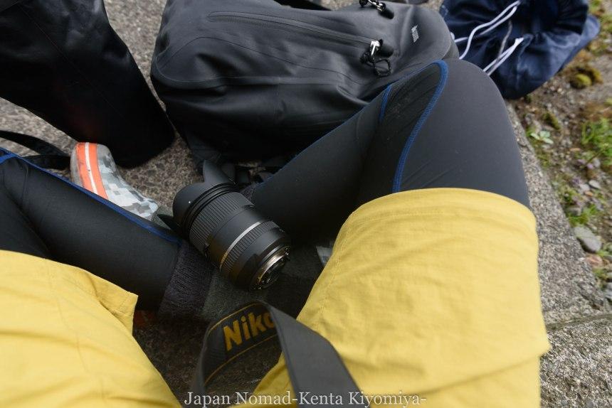 自転車日本一周97日目(コタンの湯)-Japan Nomad (14)