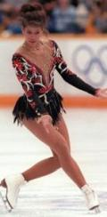 Debi thoms skating