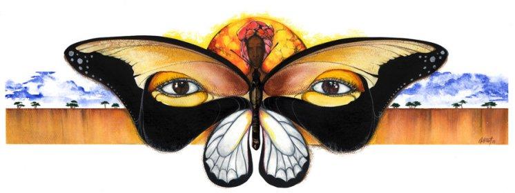 anthony burks butterfly