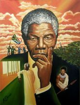 The Eyes of Madiba | Keith Comer