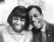 James Baldwin and Nina Simone