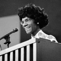 Ten Powerful Quotes by Shirley Chisholm