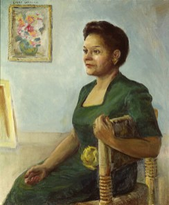oil on canvas, 1945 NPG.67.82 National Portrait Gallery, Smithsonian Institution; gift of the Harmon Foundation