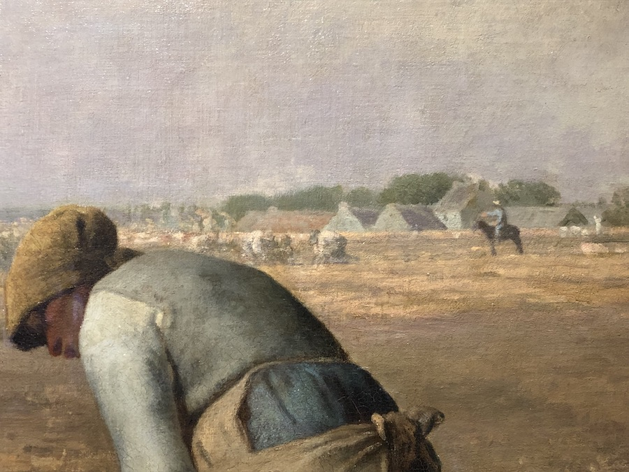 Millet-The-Gleaners-Detail-2