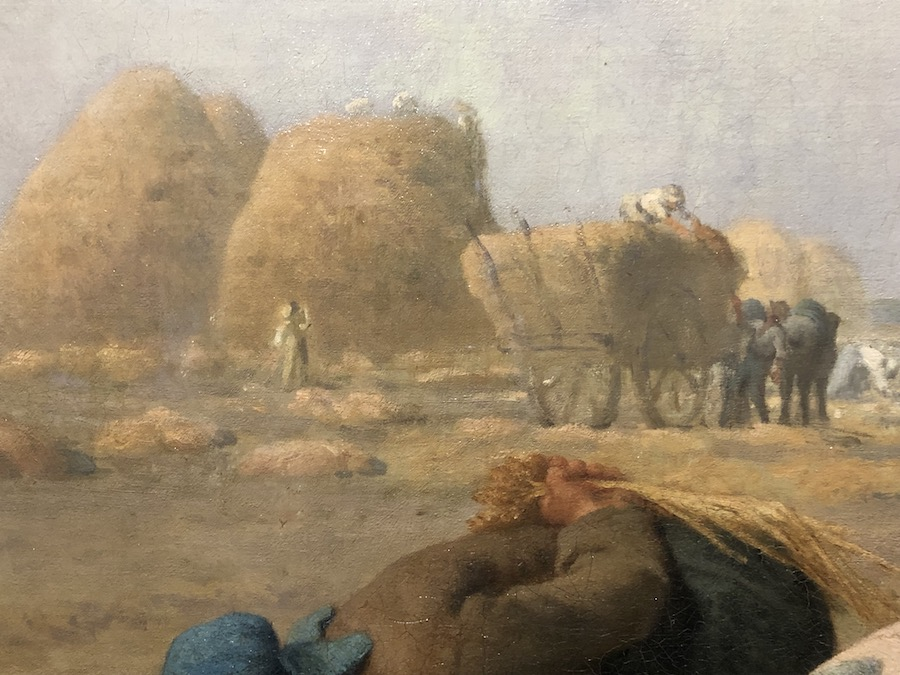 Millet-The-Gleaners-Detail-3