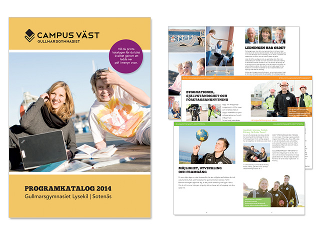 campusväst katalog fotograf reklam