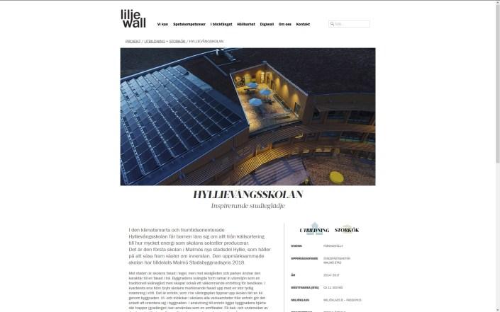 arkitekturfotograf drönare