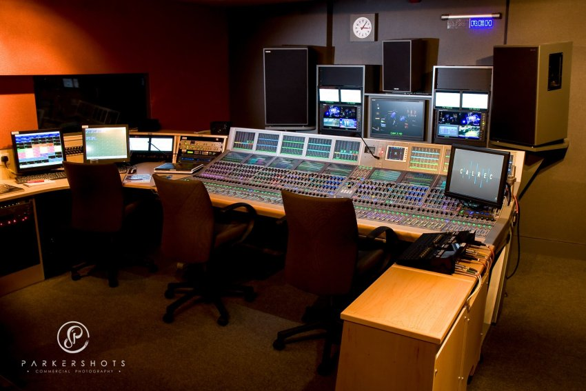 Harbeth Speakers at Fountain Studios Wembley