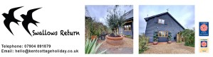 Kent Self Catering Cottage Holiday