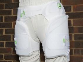 Aero double thigh protector