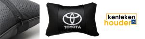 Toyota-lederen-hoofdsteun-kussen