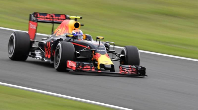 Max Verstappen - Red Bull Racing