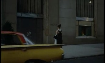Audrey Hepburn - Breakfast at Tiffanys opening scene