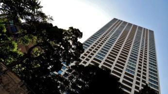 Mori Trust Garden TORA4 skyscraper Tokyo