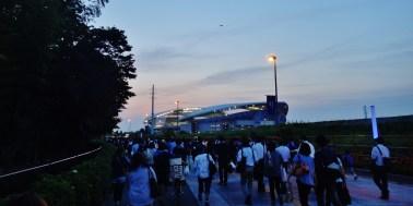Saitama Japan stadium