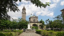 Manila Cathedral Intramuros